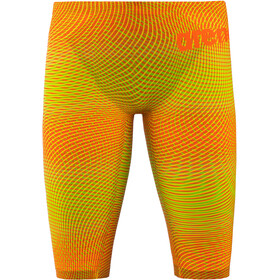 arena Powerskin Carbon Air 2 Costume da gara jammer Uomo, giallo/arancione